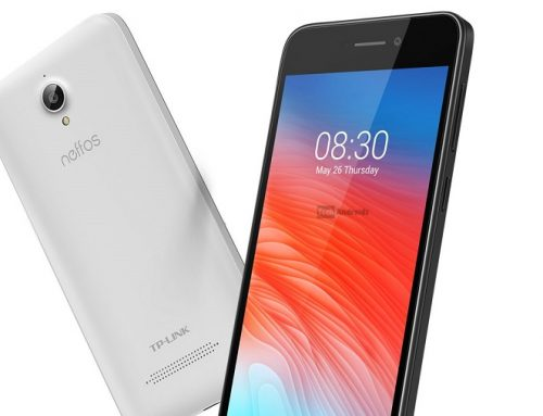 To smartphone Neffos Y5 από την TP-Link