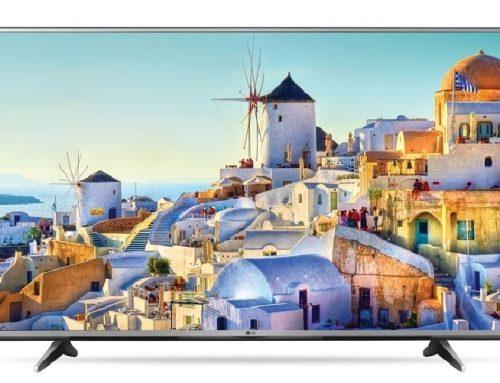 Νέα σειρά τηλεοράσεων LG UH615V