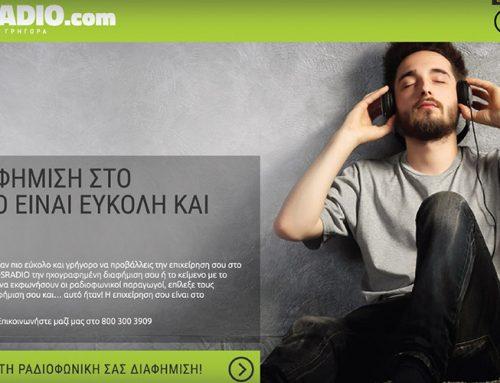 H ραδιοφωνική διαφήμιση εύκολα και γρήγορα