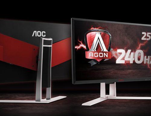 Agon… η πιο γρήγορη gaming οθόνη στην αγορά