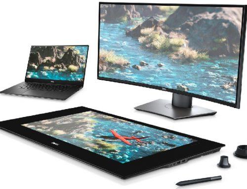 Τα νέα καινοτομικά PCs της Dell αιχμαλωτίζουν τις αισθήσεις