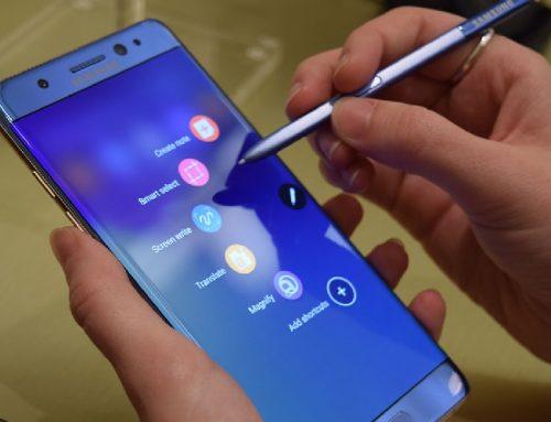 Οι μπαταρίες η αιτία των περιστατικών του Samsung Galaxy Note7