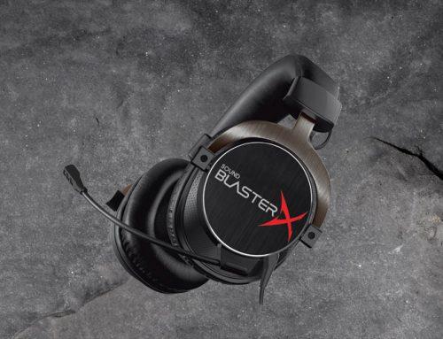 Sound BlasterX H5: Για επαγγελματίες… gamers!