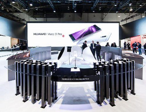 Συνεργασία της Huawei με Google και Amazon