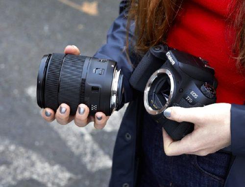 Η ποιότητα κυριαρχεί στις νέες μηχανές της Canon