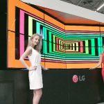 Τα προϊόντα digital signage της LG στην ISE 2017