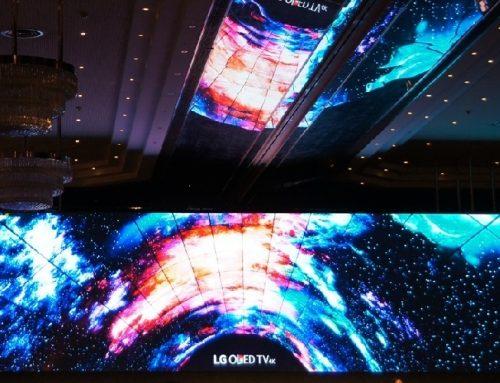 Europe InnoFest 2017: Τι παρουσίασε η LG στην Κρήτη