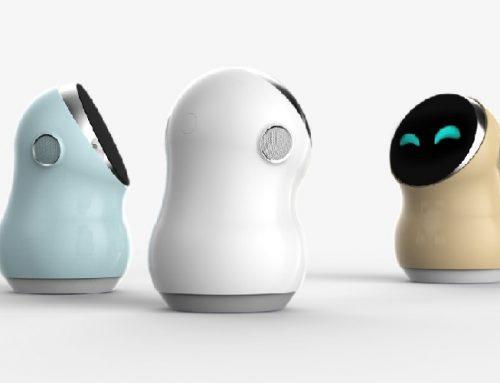 Η LG καινοτομεί με το Hub Robot και το έξυπνο ψυγείο