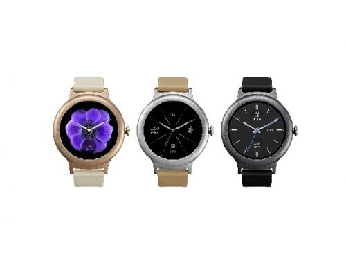 LG και Google φέρνουν τα πρώτα watches με Android Wear 2.0