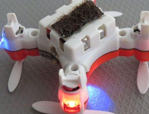 Drone-«μέλισσα» γονιμοποιεί φυτά