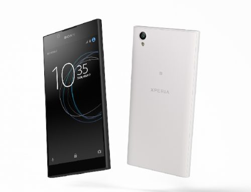 Η παρουσίαση του στιλάτου Sony Xperia L1