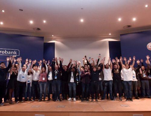 """Ολοκληρώθηκε το """"Beyond Hackathon"""" από την Eurobank"""