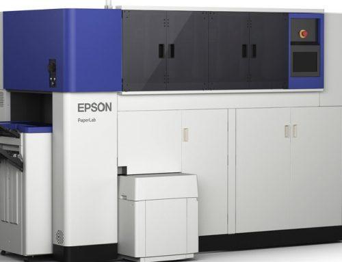 Η Epson παρουσιάζει την επόμενη γενιά inkjet εκτυπωτών