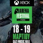 Λίγες μόνο ώρες μας χωρίζουν από το Xbox Arena Festival!