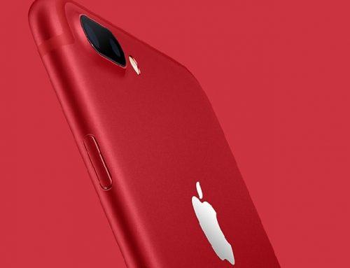 Στη Vodafone τα iPhone 7, 7 Plus RED και το νέο iPad της Apple