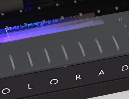Η Canon παρουσιάζει τον εκτυπωτή Océ Colorado στην FESPA 2017