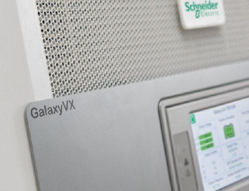 Galaxy VX το νέο τριφασικό UPS της Schneider
