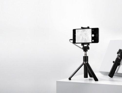 Huawei AF14 selfie stick για αμέτρητα like στις φωτογραφίες σου