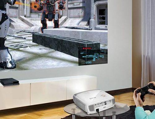 BenQ W1210ST: Μεταμορφώστε το σαλόνι σε gaming arena!