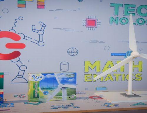 Τα εκπαιδευτικά παιχνίδια STEM φέρνουν η Cosmote και ο Γερμανός