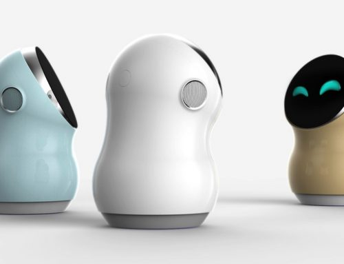 LG Hub Robot: Το νέο μέλος του σπιτιού σας