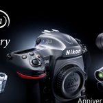 Nikon: Aναμνηστικά μοντέλα για τα γενέθλιά της