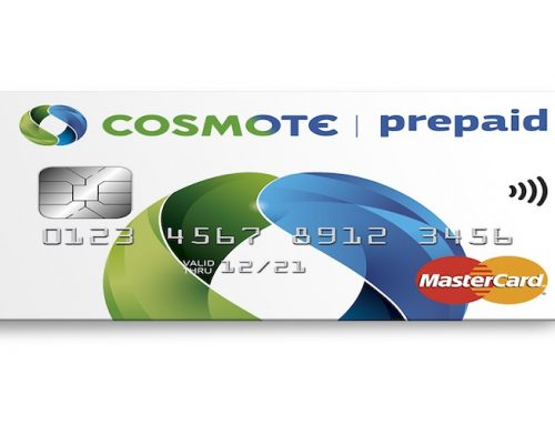 Cosmote Prepaid MasterCard: Με κάθε αγορά χαρίζει MB