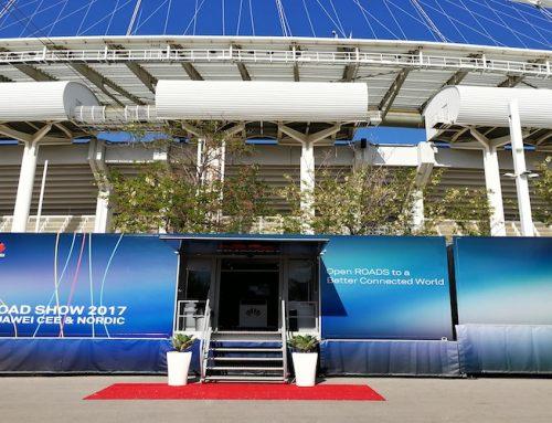 Το Huawei Road Show για δέκατη χρονιά στην Ελλάδα