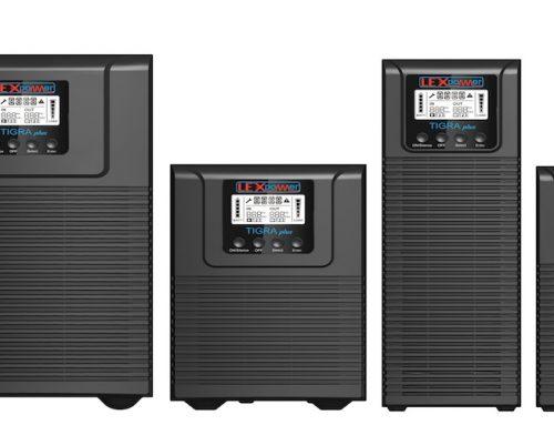 Νέα UPS Lexpower Tigra plus από τη Lexis πληροφορική!