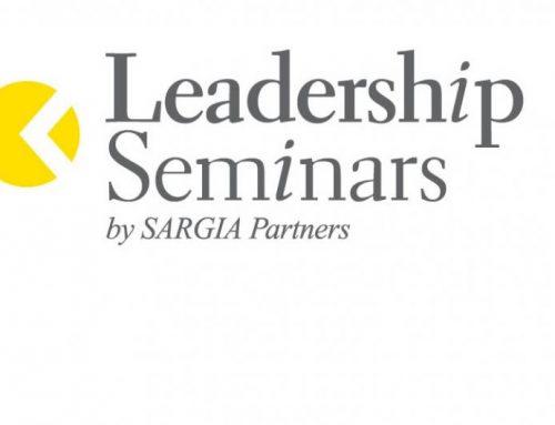 6ο Σεμινάριο Ηγεσίας από τη Sargia Partners