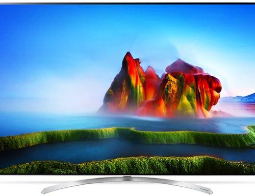 Nέα τηλεόραση Super UHD της LG Electronics