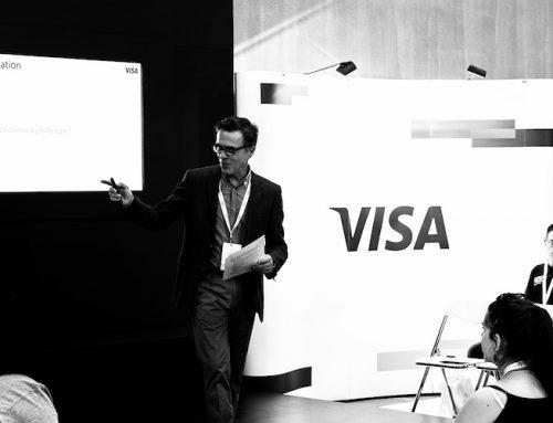 Η Visa στηρίζει το TEDx PanteionUniversity 2017
