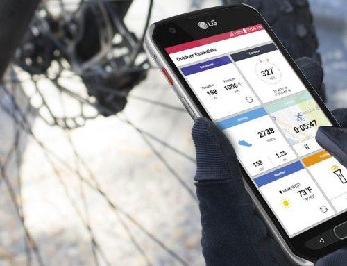 Tο LG X Venture σε ακολουθεί σε κάθε περιπέτεια