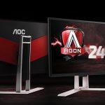 AOC: Eπαναπροσδιορίζει την ομαλότητα με την 240Hz AGON G-SYNC