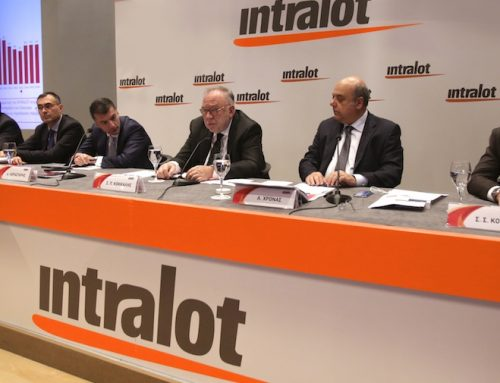Intralot: Διεύρυνση χαρτοφυλακίου προϊόντων και υπηρεσιών