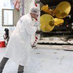 Aναχώρηση του HELLAS SAT 3 / IS για το σημείο εκτόξευσης