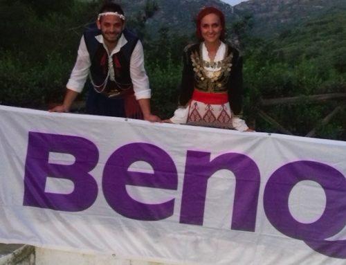 CPI: Στο ετήσιο συνέδριο διανομέων των προϊόντων BenQ