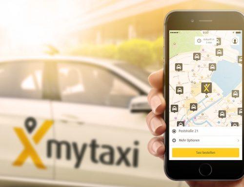 Το mytaxi εξαγοράζει το Clever Taxi