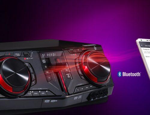 LG Electronics: Στην ελληνική αγορά το σύστημα ήχου LOUDR CJ98