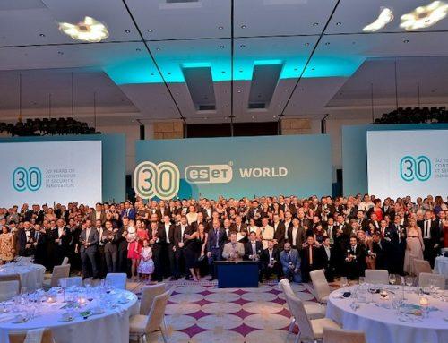 Το ετήσιο ESET World 2017 Conference στην Ελλάδα