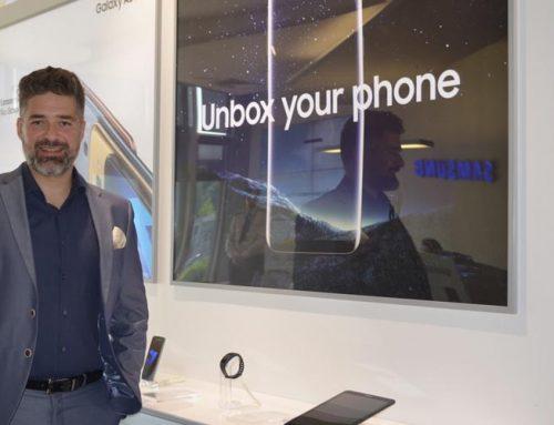 Συνέντευξη του επικεφαλής του τμήματος κινητής της Samsung Hellas,  Άρη Παρασκευόπουλου