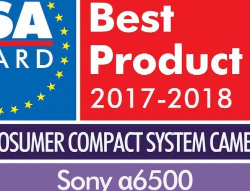 Sony: Kατάκτηση της κορυφής σε επτά κατηγορίες των βραβείων EISA 2017