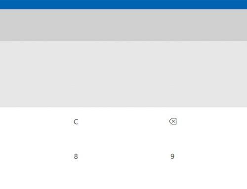 Η αριθμομηχανή των Windows 10 διαθέτει και μετατροπέα νομισμάτων