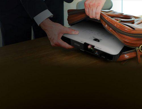 Epson EB-1795F: Θερινός κινηματογράφος… στη βαλίτσα σας
