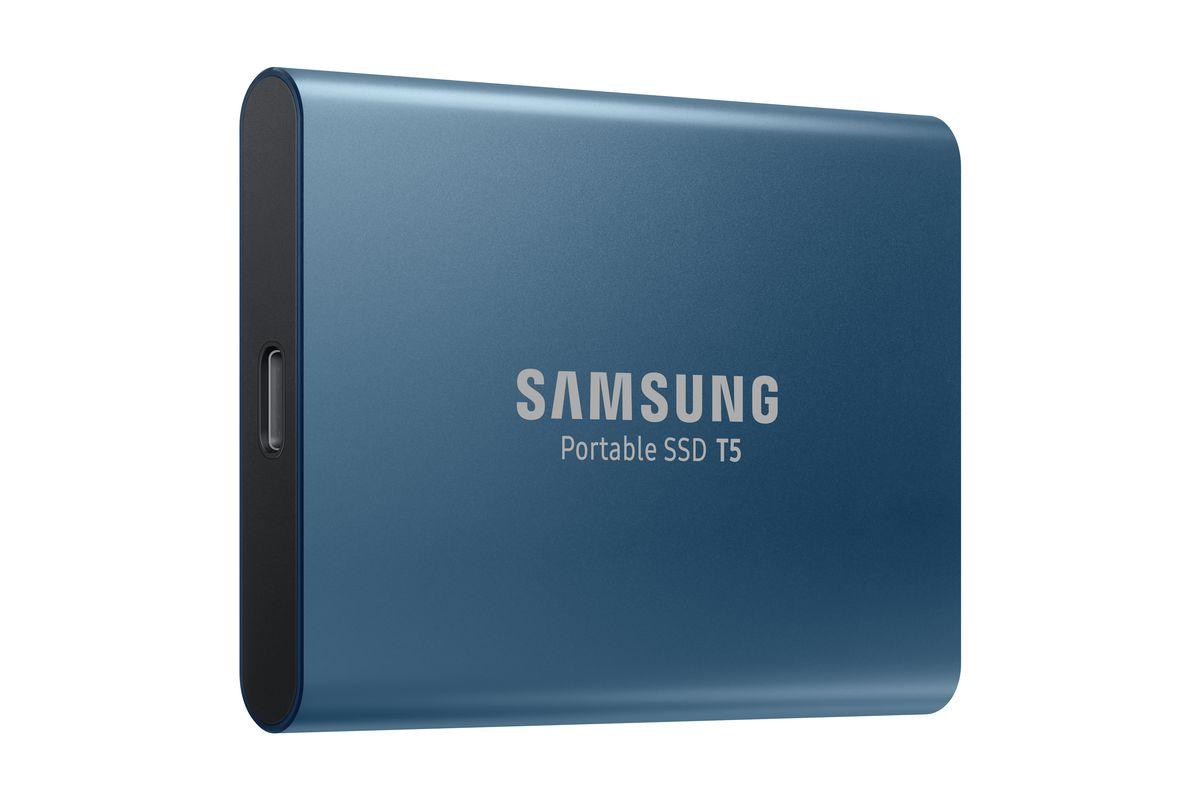 375b21a0e82 Ο νέος portable SSD της Samsung, T5 – techpress.gr