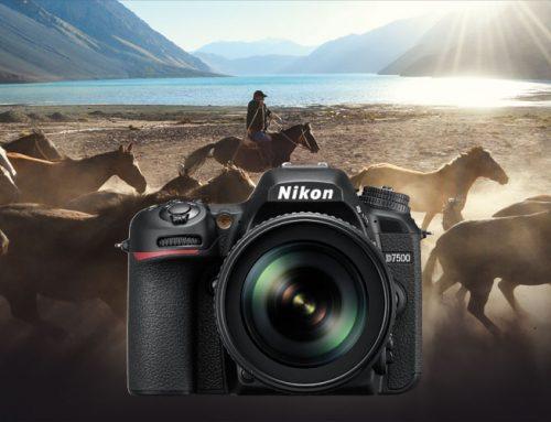 Nikon D7500: Επαγγελματικές δυνατότητες σε… καλοκαιρινό σώμα!