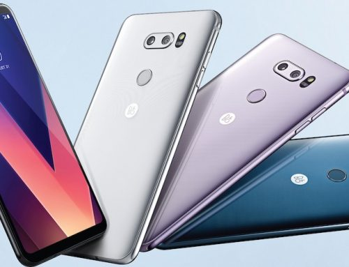 Ξεκινάει σε παγκόσμιο επίπεδο η διάθεσή  του LG V30