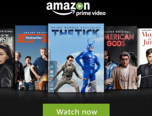 Amazon Prime Video: Διαθέσιμο και στην Ελλάδα για το PlayStation