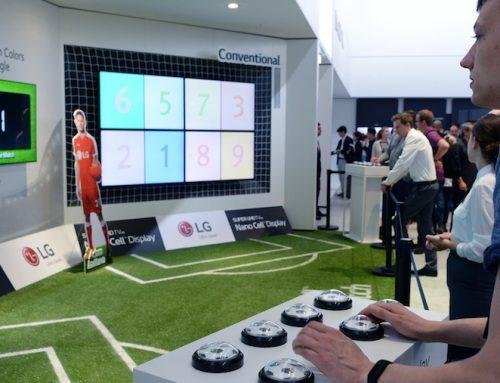 Η εικονική ποδοσφαιρική αναμέτρηση της LG κατακτά τα social media