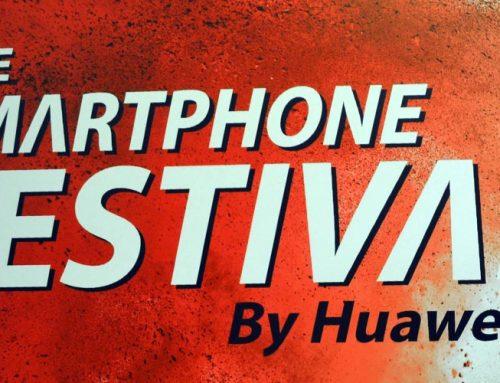 The Smartphone Festival by Huawei: Ο Οκτώβριος αλλάζει!
